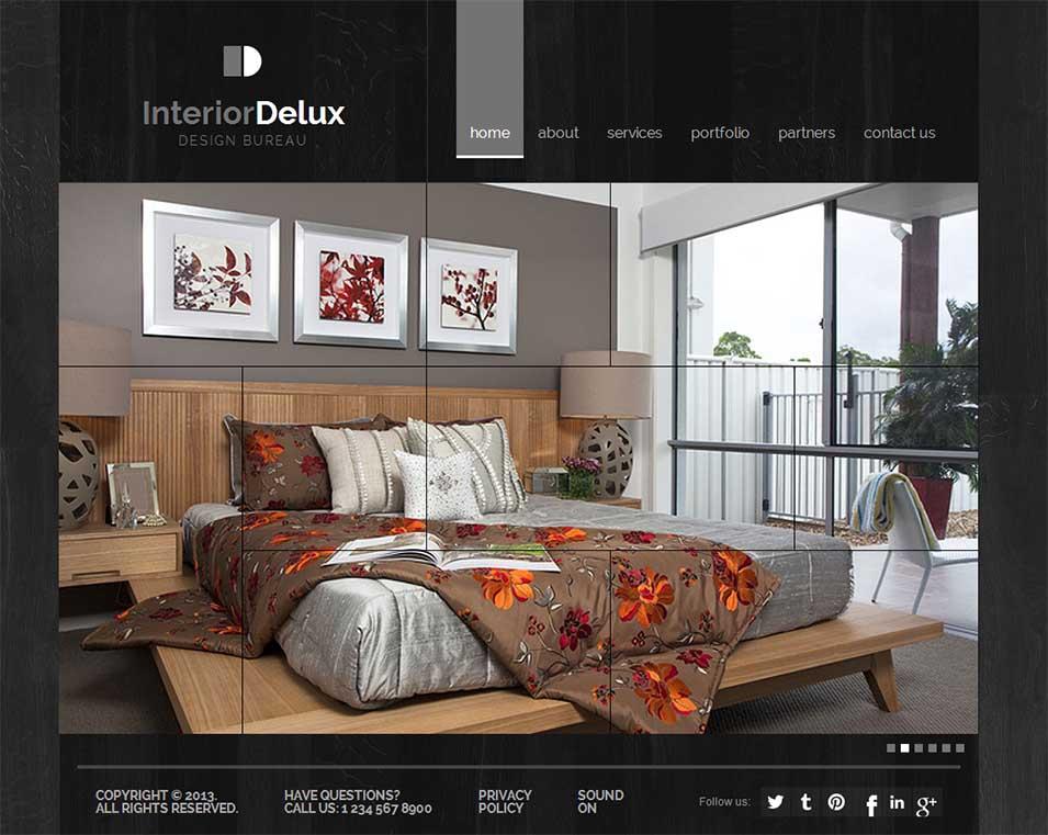 39 Interior Design Website Templates Free Amp Premium Templates