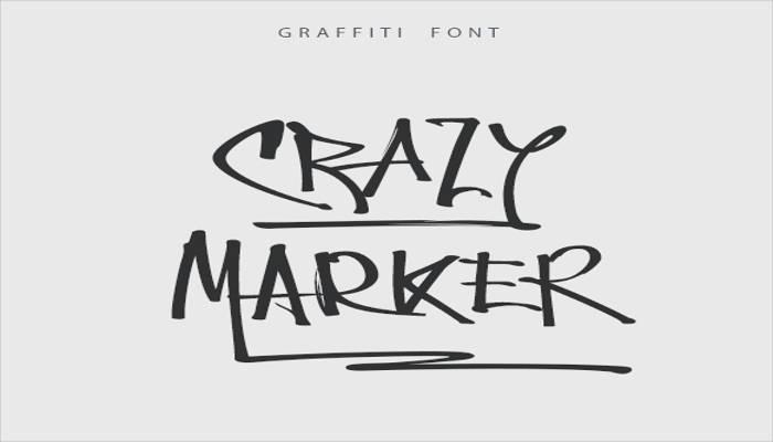 23 Premium Graffiti Style Fonts Free Download Free