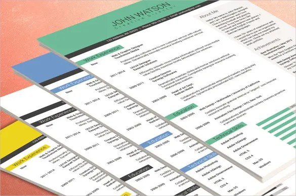 Resume 2016 - Latest Resume Format and Samples