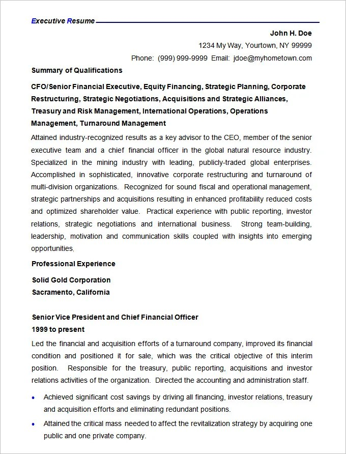 resume business analyst resume example a sample business resume