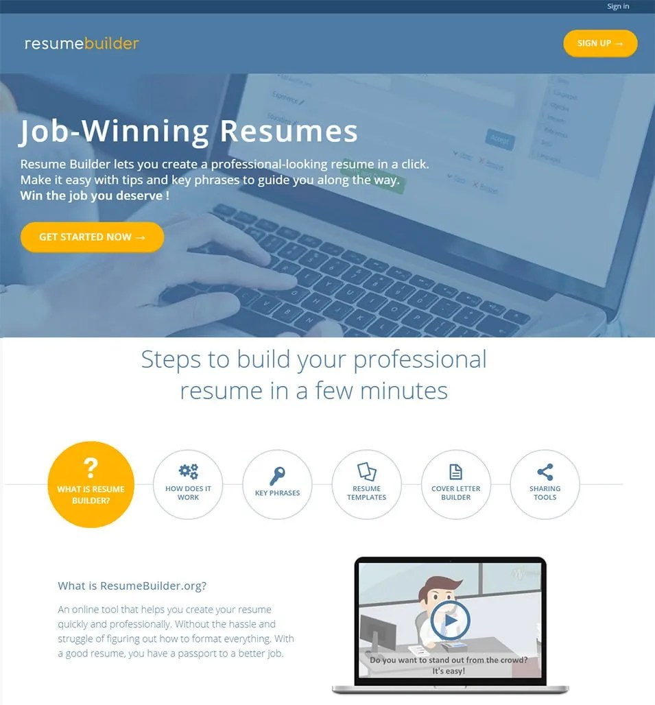 resume quick and easy resume builder quick general cover letter