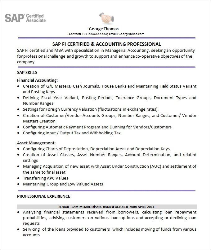 proper format for writing a resume best resume format 2016 proper