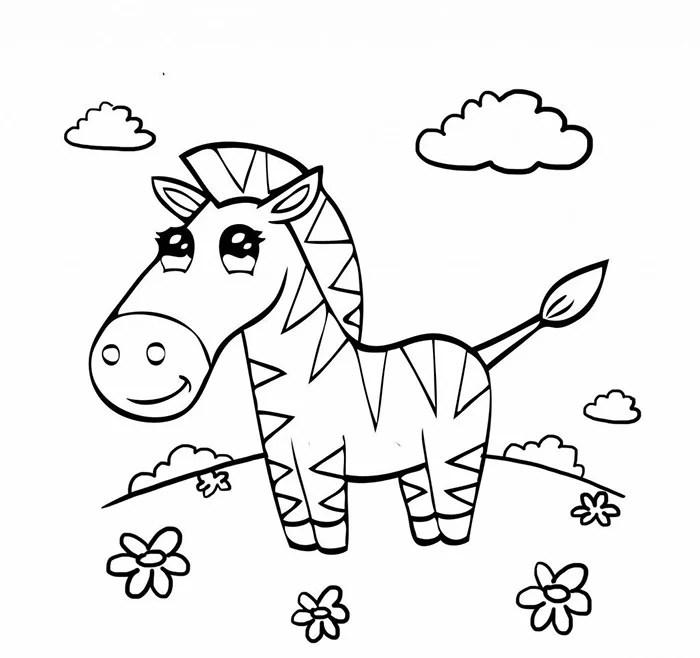 Preschool Shape Templates. 40 zebra templates free psd vector eps ...
