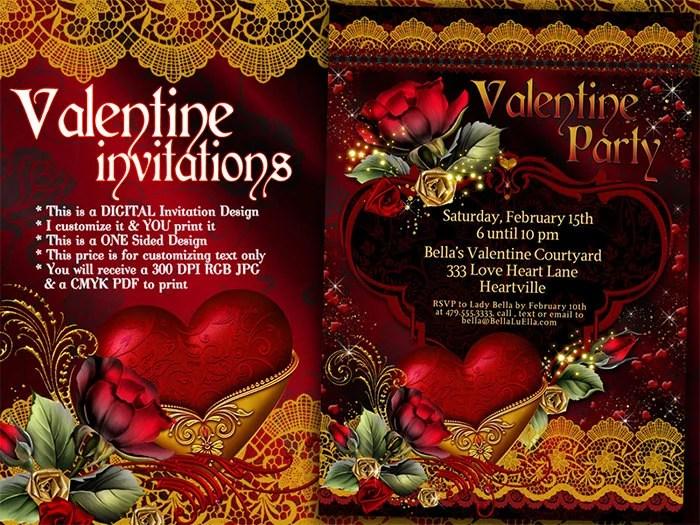 Formal Wedding Invitation Templates