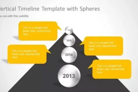20  Timeline Powerpoint Templates   Free   Premium Templates Creative Timeline Template for PowerPoint