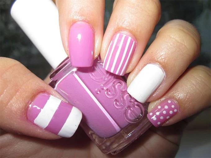 Spring Cute Nail Design Idea