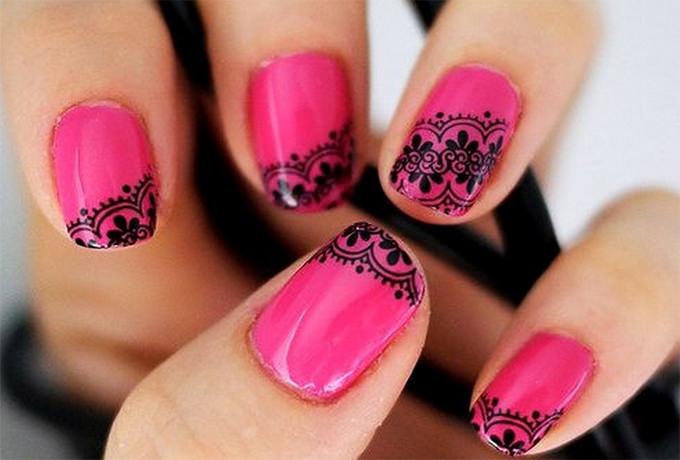 Best Acrylic Nail Design