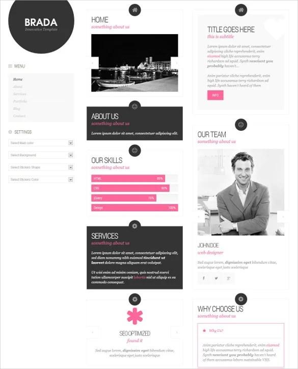 Static Website Templates  wedding  css e commerce ecommerce