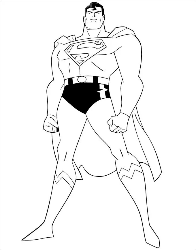 superman coloring pages coloring pages for superheroes wemakesense co
