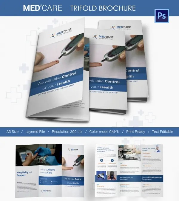 8 Helpful Diabetes Brochure Templates PSD Vector EPS Free Amp Premium Templates
