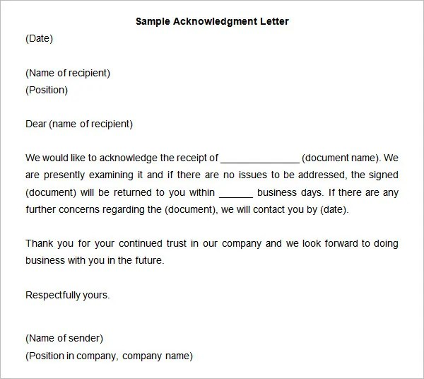 resume acknowledgement letters euthanasiaessays web fc2