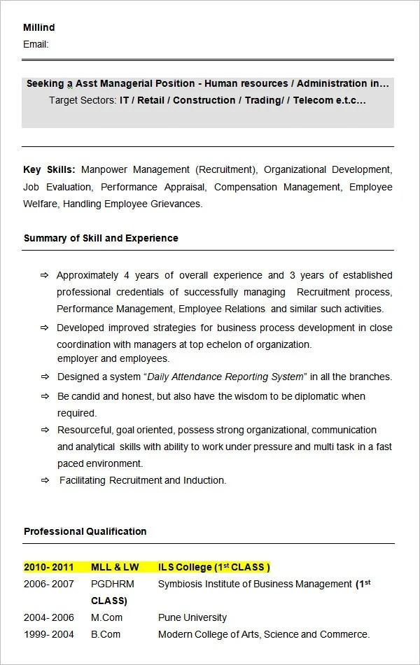 resume sle hr impact resume burlington esl dissertation