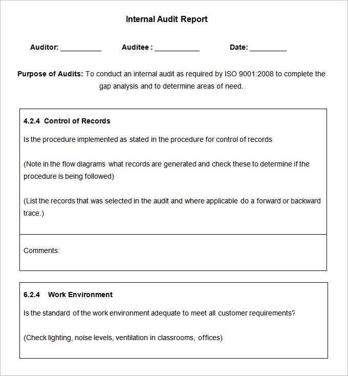 Request letter bank balance confirmation – Sample Audit Report Template