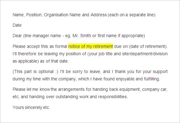 Salary Increase Letter Template From Employer To Employee. A ...