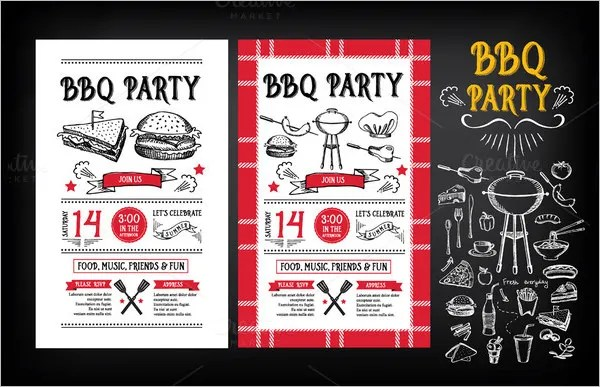 Birthday Party Cards Printable