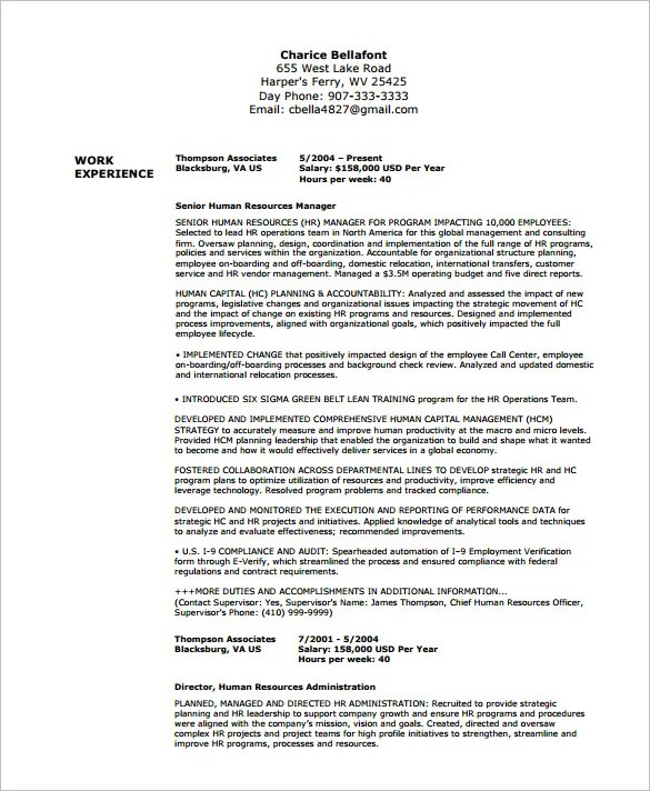 Examples Of Federal Resumes. Federal Resume Samples Federal Resume