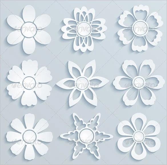 Paper Cut Out Templates. paper cutout card template frame design ...