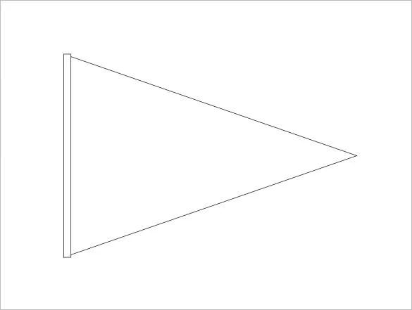 23 Pennant Banner Templates Psd Ai Vector Eps Free