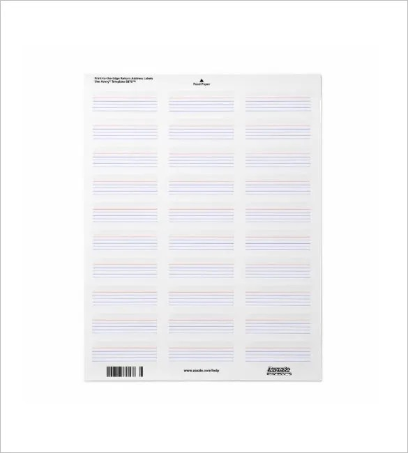 3x5 Note Card Template. note card templatebest business templates ...