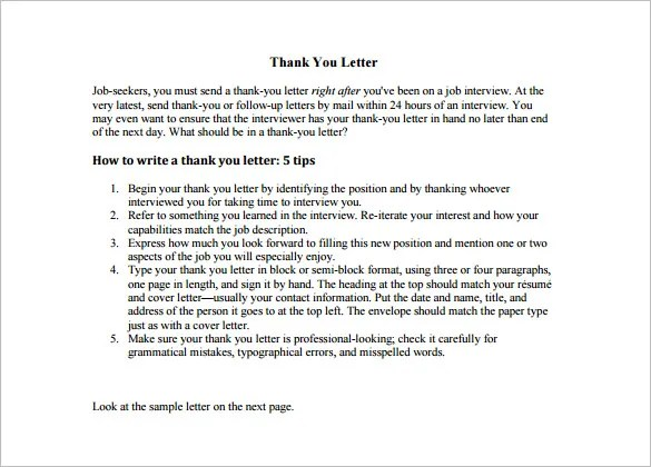 how to write a thank you letter to a teacher Letter – Thank You Letter to Teachers