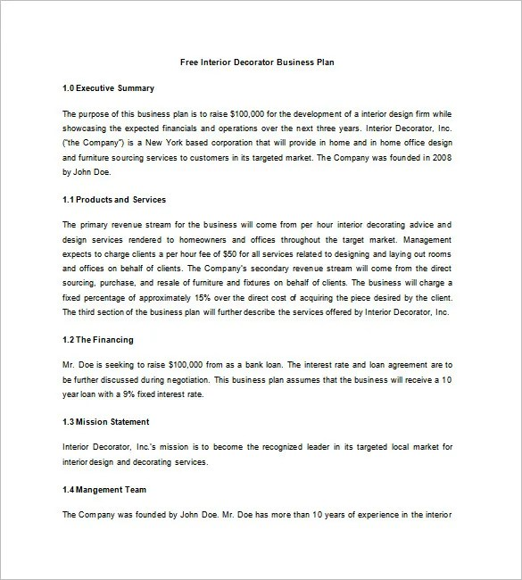 Laundry Business Plan Template | Free Business Plan Software