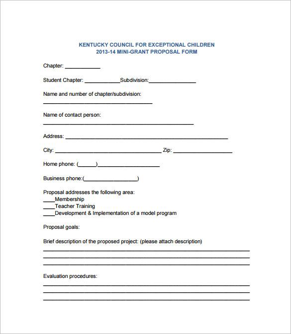 How to write nsf grfp proposal
