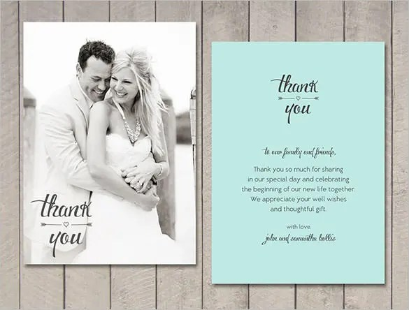 thank you cards template thank you card template thank you card – Thank You Cards After Wedding
