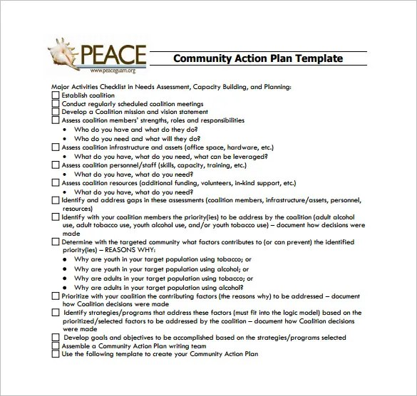 11 Project Action Plan Templates Word PDF Apple Pages Google Docs Free Amp Premium Templates