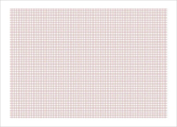 Graph Paper Template A4 graph paper to print 1mm squared paper – Print Graph Paper Word