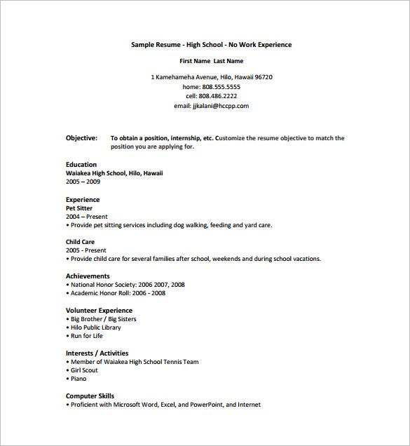 internship resume format pdf over 10000 cv and resume samples internship resume format