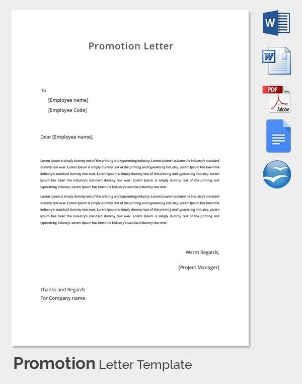 promotion cover letter s le on job promotion cover letter sample