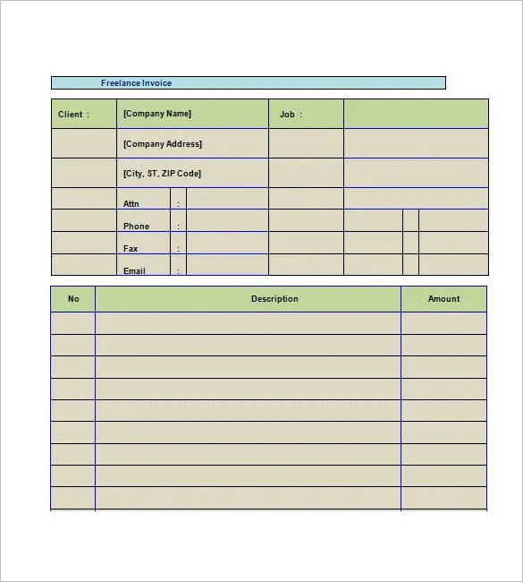 job invoice template. builders invoice template job construction, Invoice templates