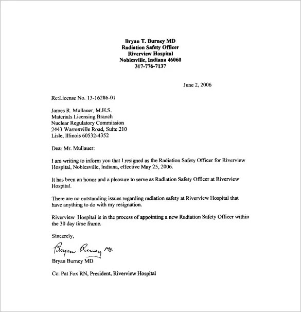 how to write a resignation letter with sample resignation letters ...