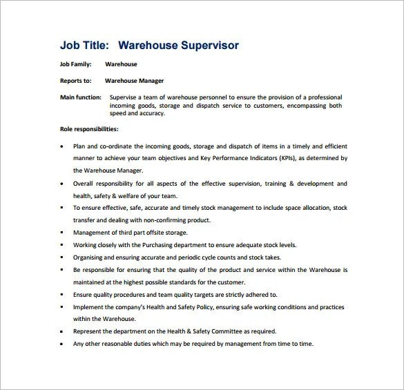Doc.#: Project Management Roles and Responsibilities Template ...