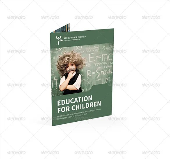 Free Brochure Brochure Free. How To Make A Half Fold Brochure