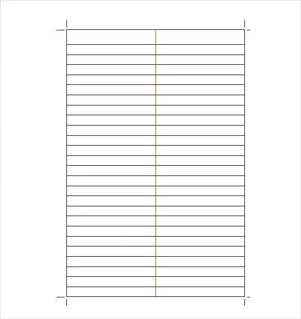 Elementary Lined Paper Template free handwriting practice for – Elementary Lined Paper Template
