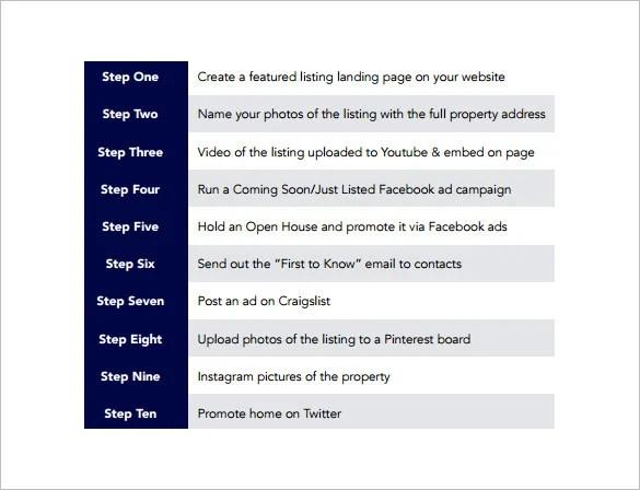 Social Media Marketing Plan Template 11 Free Word Pdf