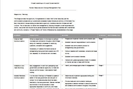 Invoice Templates 2019 » human capital strategic plan template ...