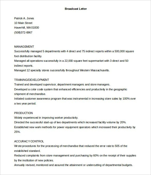 Cover Letter Exle Executive Or Ceo Careerperfect