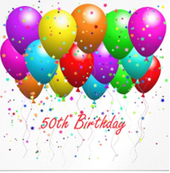 50th Birthday Invitations Templates Invitation