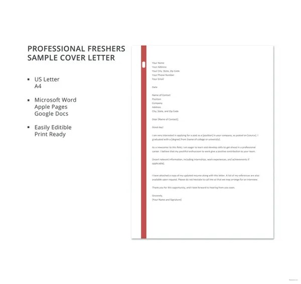 25 Cover Letter Templates Amp Samples DOC PDF Free Amp Premium Templates
