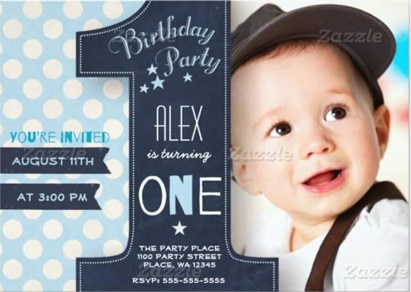 36 First Birthday Invitations Psd Vector Eps Ai Word