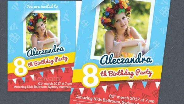 26 Printable Birthday Cards Free Psd Ai Vector Eps
