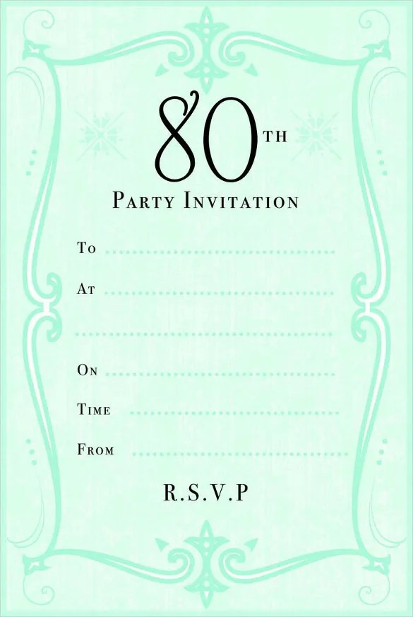 Birthday Party Invitations For Design Examples Very Unique Will Be Amazing Ideas 3