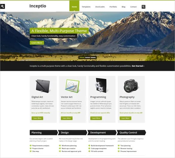 15 Mobile PSD Themes Templates Free Premium Templates