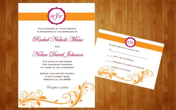 Wedding Reception Only Invitations Plumegiant