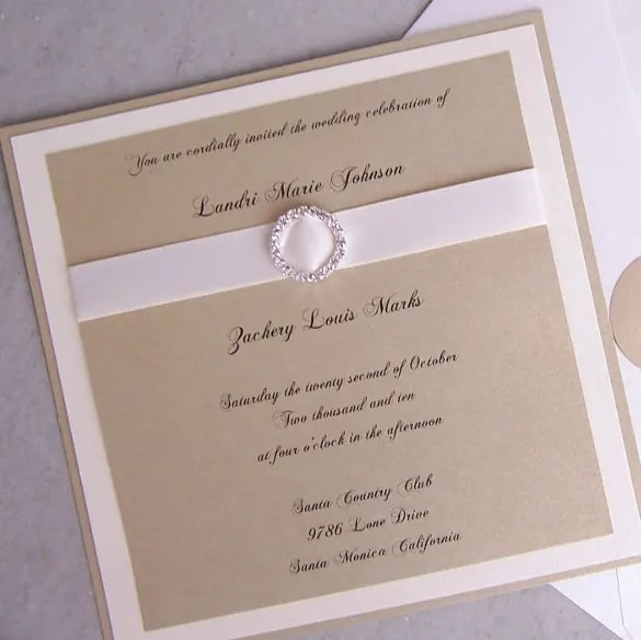 Boho Fls Printable Wedding Template