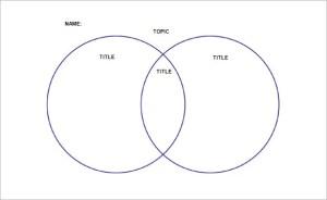 20 Venn Diagram Templates – Sample, Example, Format