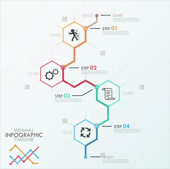 Infographic ideas infographic timeline template free for Legal chronology template