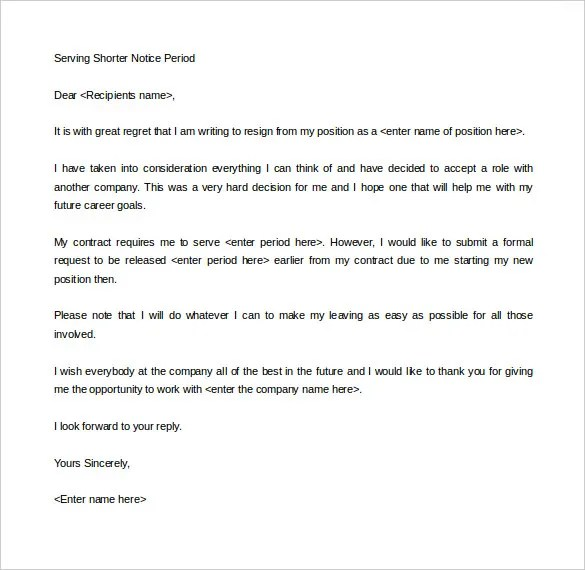 Sample Letter Of Request For Employee Replacement